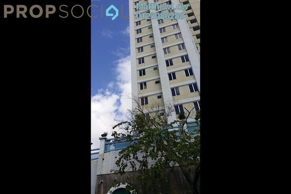 Condominium For Sale in N-Park, Batu Uban Freehold Fully Furnished 3R/2B 330k