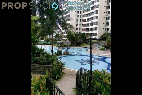 Condominium For Sale in Sunny Ville, Batu Uban Freehold Fully Furnished 3R/2B 550k
