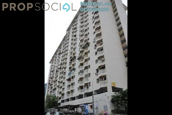 Apartment For Sale in Taman Lone Pine, Farlim Freehold Unfurnished 2R/1B 180k
