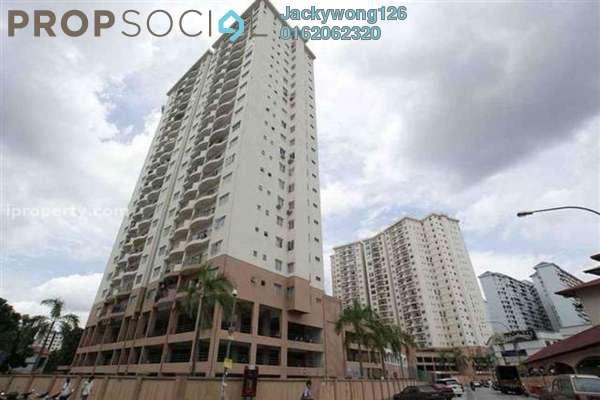 Condominium For Rent in Prima Setapak I, Setapak Leasehold Fully Furnished 3R/2B 1.4k