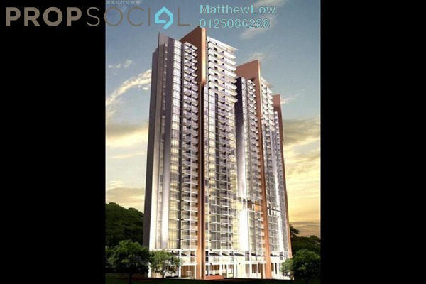 Condominium For Rent in Island Resort, Batu Ferringhi Freehold Fully Furnished 3R/2B 2.6k