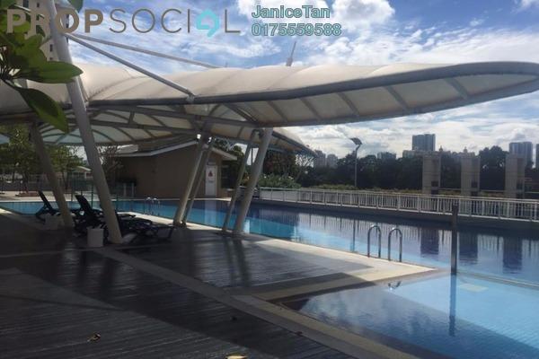 Condominium For Sale in Casa Indah 2, Tropicana Leasehold Semi Furnished 2R/2B 700k