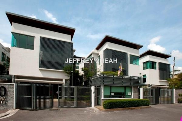 Bungalow For Sale in Bukit Ledang, Damansara Heights Freehold Semi Furnished 5R/6B 4.5m