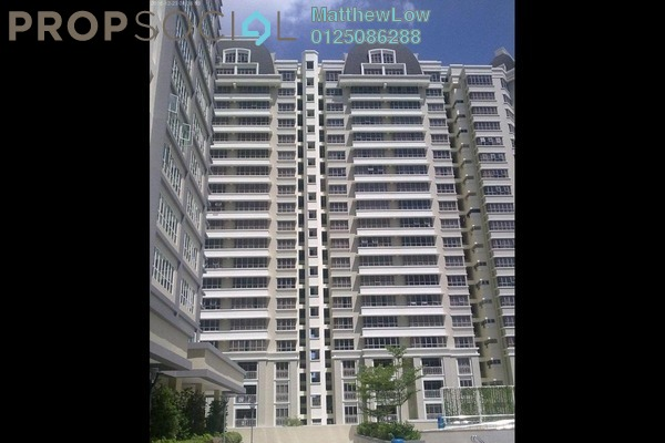 Condominium For Sale in Birch The Plaza, Georgetown Freehold Fully Furnished 4R/3B 1.39m