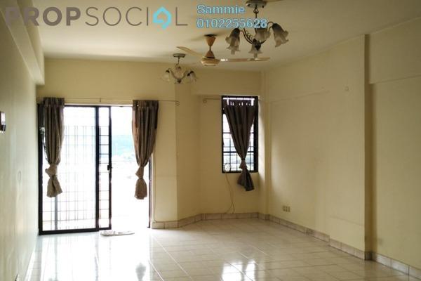 Condominium For Rent in Tropika Paradise, UEP Subang Jaya Freehold Unfurnished 3R/2B 1.6k