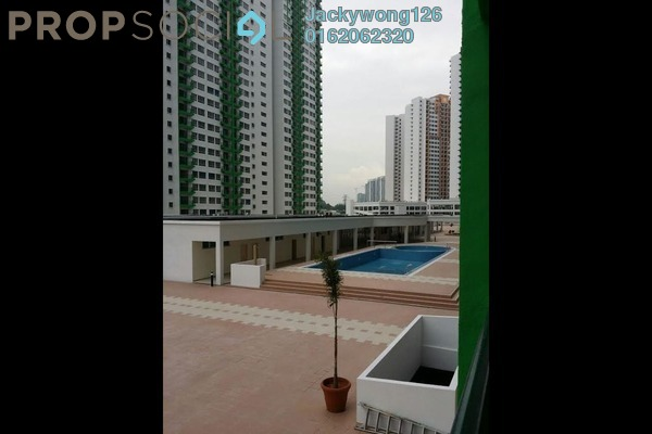 Condominium For Sale in OUG Parklane, Old Klang Road Freehold Semi Furnished 3R/2B 400k