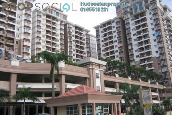Condominium For Rent in Ampang Boulevard, Ampang Leasehold semi_furnished 3R/2B 1.45k