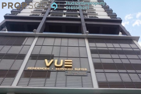 Condominium For Rent in Vue Residences, Titiwangsa Freehold Fully Furnished 3R/2B 2.8k