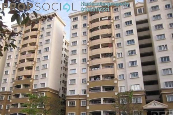 Condominium For Rent in Pandan Utama, Pandan Indah Leasehold Fully Furnished 3R/2B 1.3k