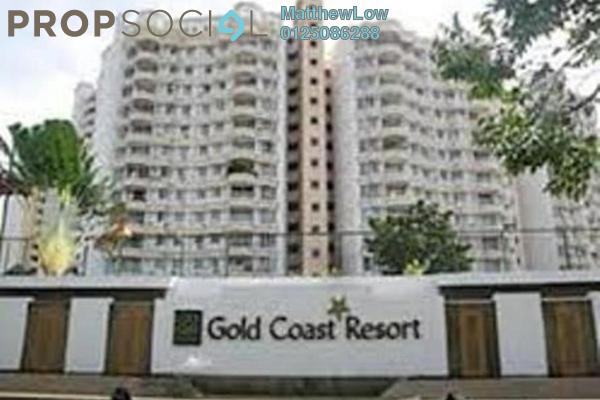 For Sale Condominium at Gold Coast, Bayan Indah Leasehold Fully Furnished 3R/2B 740k