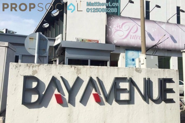 Shop For Rent in BayAvenue, Bayan Indah Freehold Unfurnished 0R/0B 6.8k