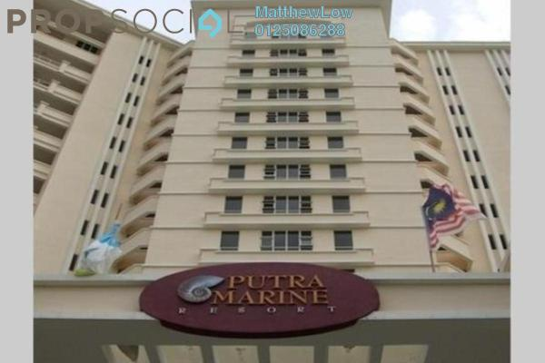 Condominium For Sale in Putra Marine, Bayan Indah Leasehold Fully Furnished 4R/4B 1.8m