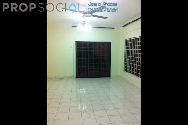 Condominium For Rent in Abadi Villa, Taman Desa Freehold Semi Furnished 3R/2B 1.8k