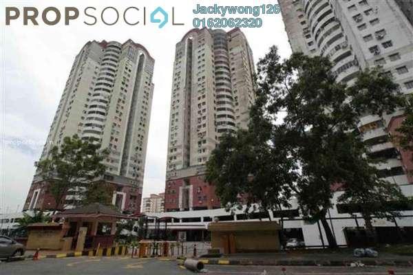 For Rent Condominium at Bukit Pandan 2, Pandan Perdana Freehold Semi Furnished 3R/2B 1.1k