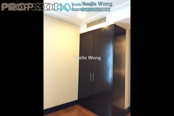 Condominium For Sale in The Binjai On The Park, KLCC Freehold Semi Furnished 3R/4B 5.12m