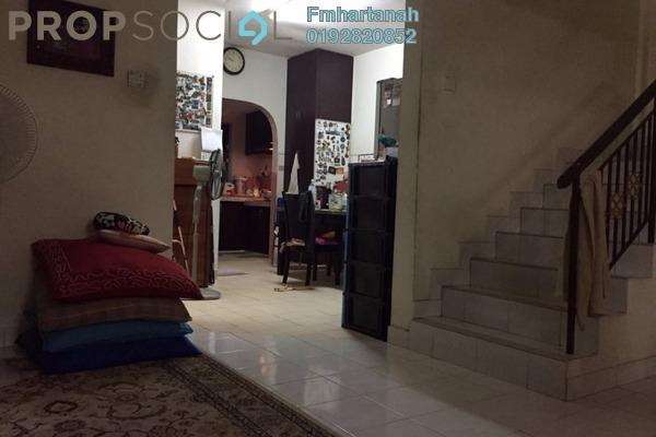 Terrace For Sale in Taman Bukit Mewah, Kajang Freehold Semi Furnished 4R/3B 580k