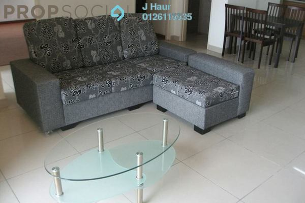 Condominium For Rent in Impian Meridian, UEP Subang Jaya Freehold Fully Furnished 3R/2B 1.9k