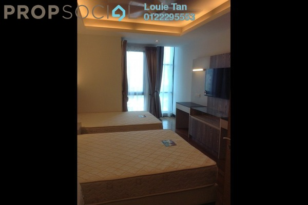 For Rent Serviced Residence at Casa Residency, Pudu Freehold Fully Furnished 0R/1B 2k