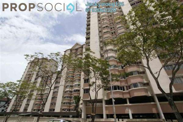 Condominium For Rent in De Tropicana, Kuchai Lama Leasehold Fully Furnished 3R/2B 1.5k