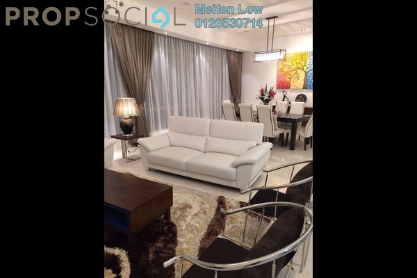 Serviced Residence For Rent in Banyan Tree, KLCC Freehold Fully Furnished 4R/3B 14k