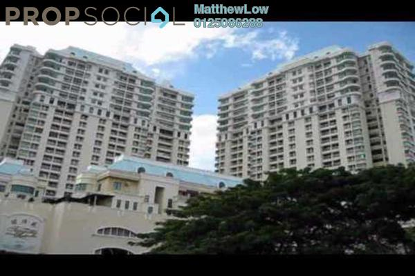 Condominium For Sale in Tanjung Park, Tanjung Tokong Freehold Fully Furnished 4R/2B 750k