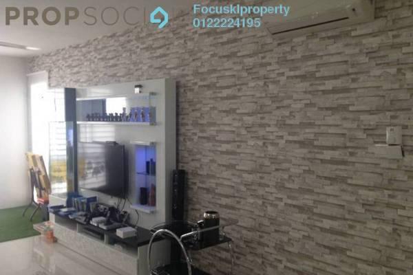 Condominium For Sale in Sentral Residences, Kajang Freehold Semi Furnished 3R/2B 475k