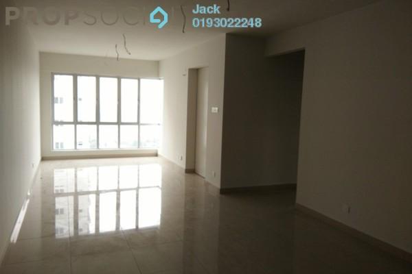 Condominium For Rent in Maxim Citilights, Sentul Leasehold Semi Furnished 3R/2B 1.3k