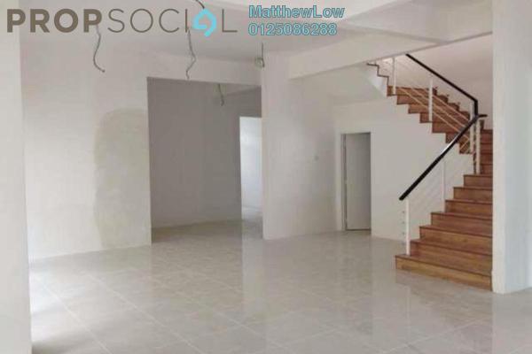 For Sale Terrace at Carnation Villa, Bukit Minyak Freehold Unfurnished 4R/2B 575k