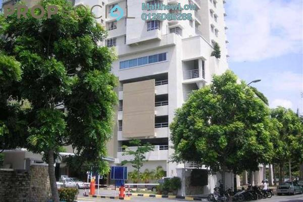 Condominium For Sale in Park View Tower, Butterworth Freehold Fully Furnished 3R/2B 370k