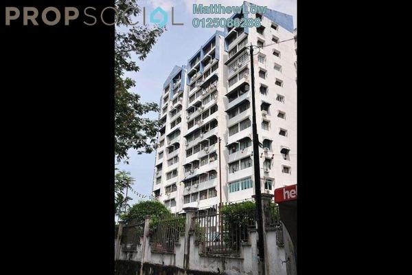 Apartment For Rent in Desa Permata, Farlim Freehold Semi Furnished 3R/2B 750translationmissing:en.pricing.unit