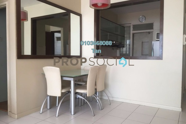Condominium For Rent in The Tamarind, Sentul Freehold Fully Furnished 3R/2B 2.2k