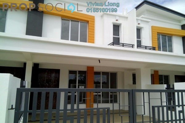 Terrace For Rent in Setia EcoHill, Semenyih Freehold Semi Furnished 4R/4B 1k