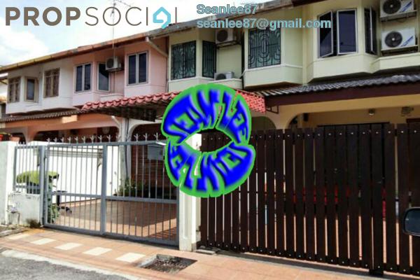 Terrace For Sale in Taman Sri Sinar, Segambut Freehold Unfurnished 3R/2B 760k