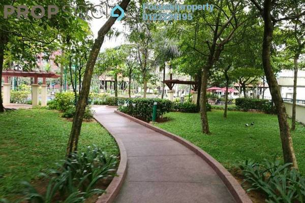 Condominium For Sale in Villa Wangsamas, Wangsa Maju Freehold Semi Furnished 3R/3B 505k