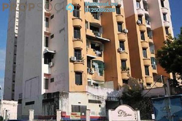 Apartment For Sale in Desa Bistari, Batu Uban Freehold Semi Furnished 3R/2B 250k