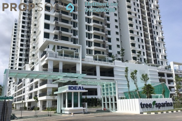 Condominium For Sale in Ideal Vision Park, Sungai Ara Freehold Unfurnished 3R/2B 760k