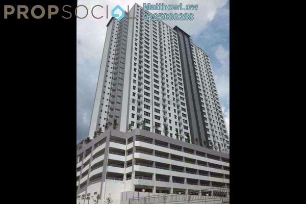Condominium For Rent in Sierra Residences, Sungai Ara Freehold Unfurnished 3R/2B 1.2k