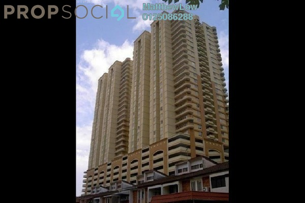Apartment For Sale in Greenlane Park, Green Lane Freehold Semi Furnished 4R/2B 630k
