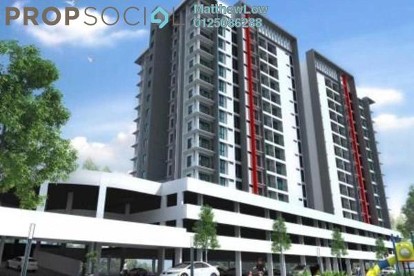 Condominium For Sale in Taman Bagan Ajam, Butterworth Freehold Unfurnished 4R/2B 580k