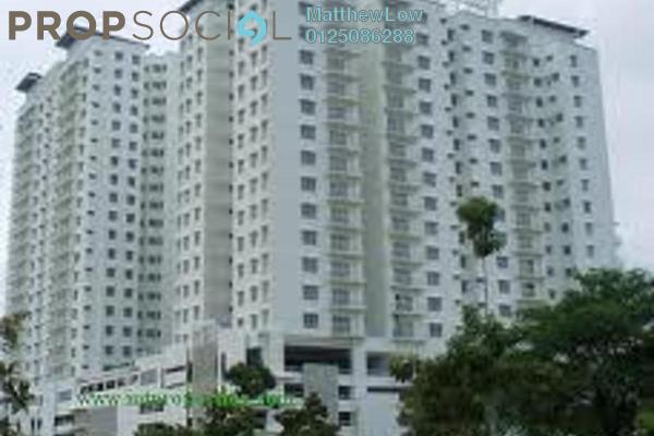 Condominium For Sale in Sea View Tower, Butterworth Freehold Unfurnished 3R/2B 340k