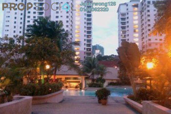 Condominium For Rent in Menara Duta 1, Dutamas Freehold Fully Furnished 4R/3B 2.5k