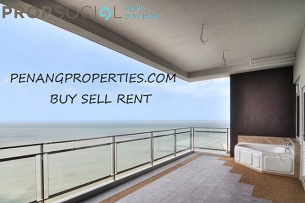Condominium For Rent in Skyhome, Tanjung Bungah Freehold Fully Furnished 5R/5B 10k