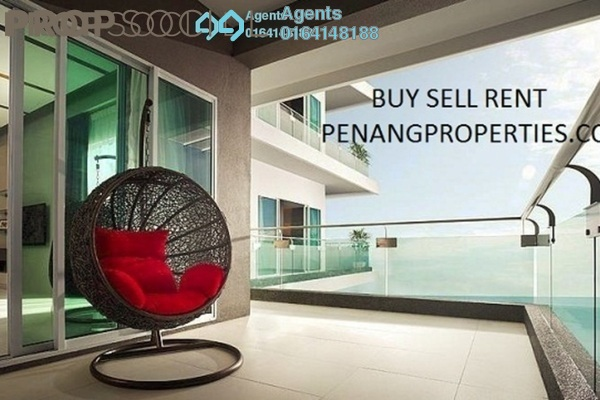 Condominium For Sale in One Tanjong, Tanjung Bungah Freehold Unfurnished 4R/4B 3m