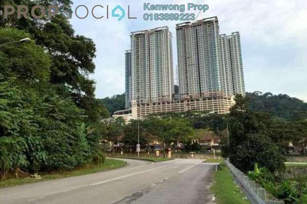 For Rent Condominium at Damansara Foresta, Bandar Sri Damansara Freehold Semi Furnished 3R/3B 2.4k