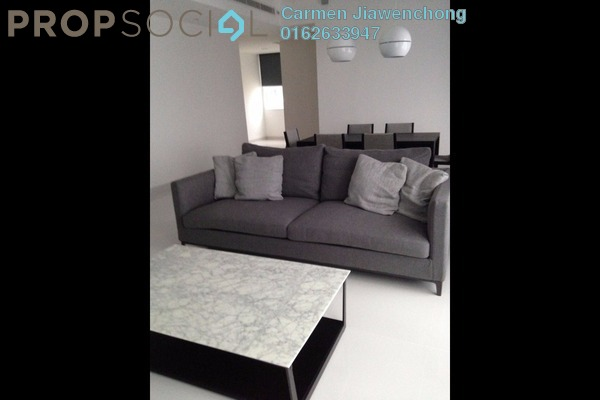 Condominium For Rent in Verticas Residensi, Bukit Ceylon Freehold Fully Furnished 2R/2B 6.5k