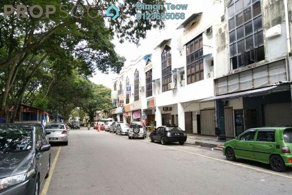 Office For Rent in Taman Seri Sentosa, Kuala Lumpur Freehold Unfurnished 1R/1B 1k
