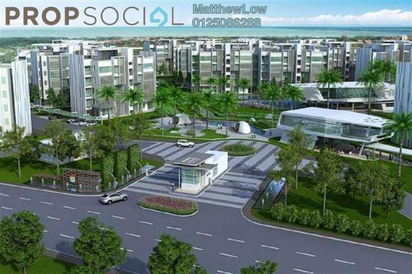 Apartment For Rent in Ferringhi Residence, Batu Ferringhi Freehold Fully Furnished 3R/4B 2.8k