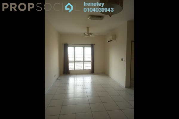 Serviced Residence For Rent in Axis Residence, Pandan Indah Leasehold Semi Furnished 2R/2B 1.35k