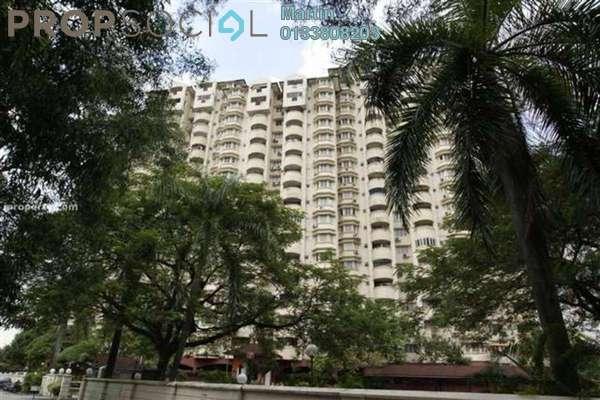 Condominium For Rent in Shang Villa, Kelana Jaya Freehold Semi Furnished 4R/2B 1.9k