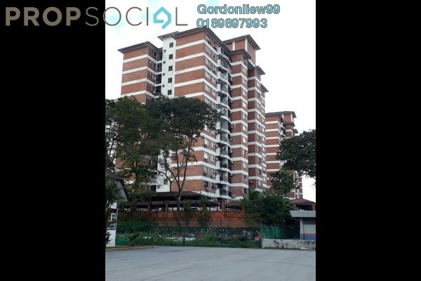 Condominium For Sale in Forest Green, Bandar Sungai Long Freehold Semi Furnished 3R/2B 390k